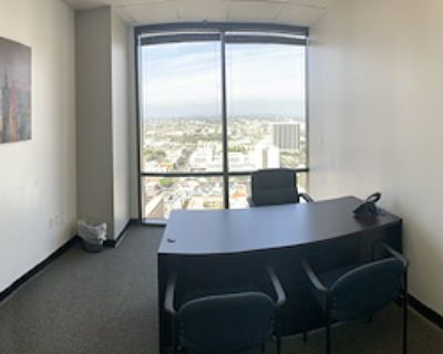 Private Office for 3 at Titan Offices - Penthouse