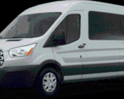"2016 Ford Transit Passenger Wagon T-350 XL with Sliding RH Door 148"" EL High Roof"