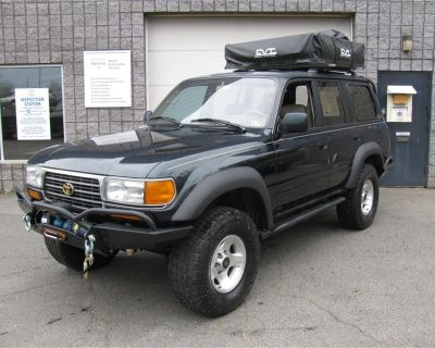 1996 Toyota Land Cruiser FJ