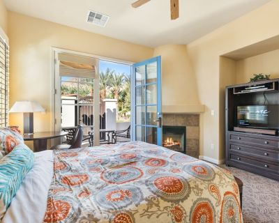 Best Location! Single Story Villa with 2-car Garage across from Clubhouse (C68) - La Quinta
