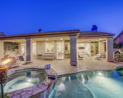 Sunset on 17th:Pool, Spa, Pool Table and Golf Course Views !!! - La Quinta