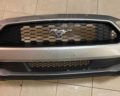 OEM 2018-2020 Mustang Front Bumper