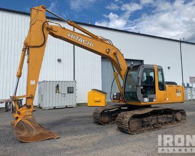 2006 Hitachi ZX160LC Track Excavator