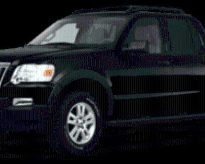 2010 Ford Explorer Sport Trac XLT RWD