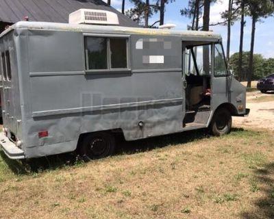 Used Chevy 14' Step Van All Purpose Food Truck