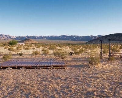 Camp At Michael Way Stunning Views Of Joshua Tree National Park! - San Bernardino County