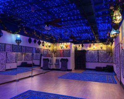 Morrocan Dance Studio in Downtown Bethesda, Bethesda, MD