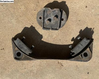 front/rear trans mounts(IRS)
