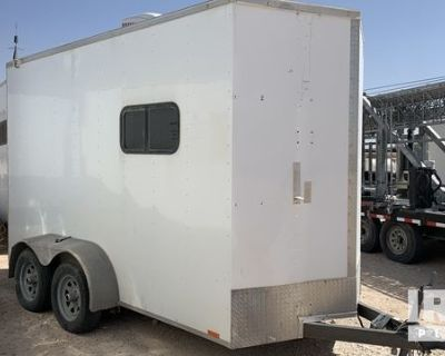 2016 Forest River T/A Enclosed Utility Trailer
