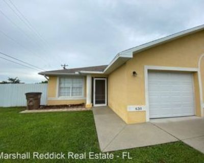 630 Se 14th St, Cape Coral, FL 33990 3 Bedroom House