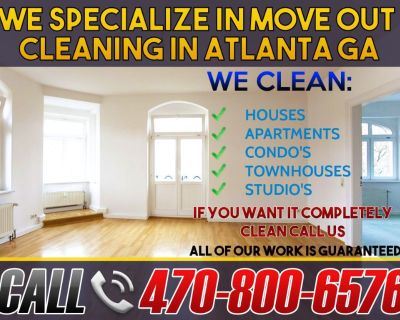 Move Out House Cleaning Tucker Ga