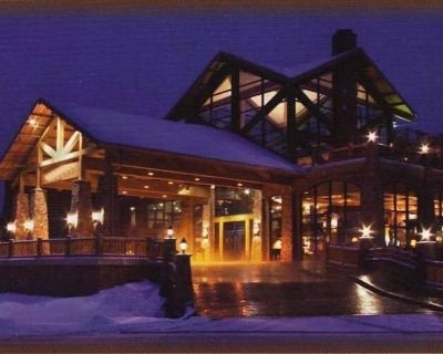 Westgate Ammenities, Ski in - Ski Out, Ski Valet, Spa, Pools - Park City