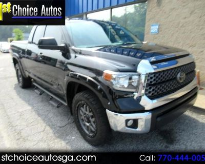 Used 2018 Toyota Tundra 2WD Limited Double Cab 6.5' Bed 5.7L (Natl)