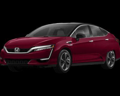 New 2021 Honda Clarity Fuel Cell FWD Sedan