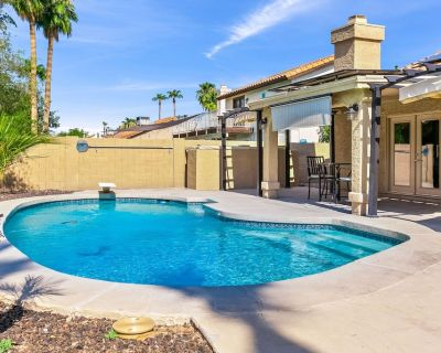 Lovely Home Near TPC Course with Private Pool, High-Speed WiFi, & Free Pool Heat - Sunset Ridge