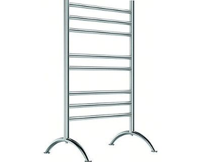Mr. Steam Free-Standing Towel Warmer, Brushed Stainless Steel