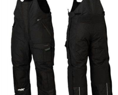 Castle X Mens Rizer Black Bibs Warm Winter Snowmobile Snow Pants -xl Or 3xl -new