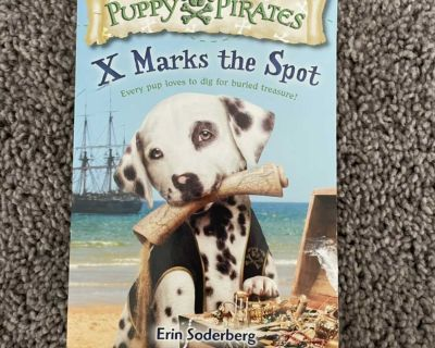 Puppy pirates chapter book