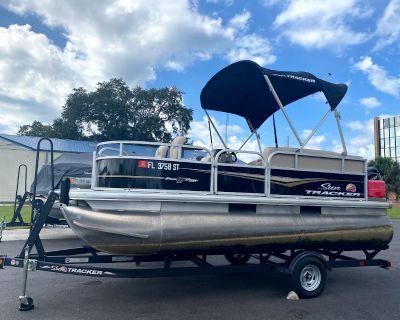 2021 Sun Tracker Bass Buggy 16 XL
