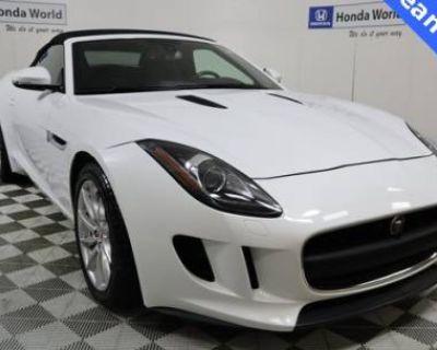 2016 Jaguar F-TYPE Standard