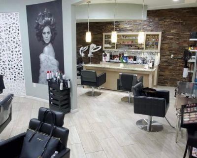 Luxury Salon Spa, Johns creek, GA