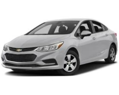 2017 Chevrolet Cruze LS with 1SB Sedan Automatic