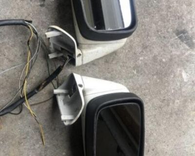 Mirror Set Porsche 911 Targa or coupe
