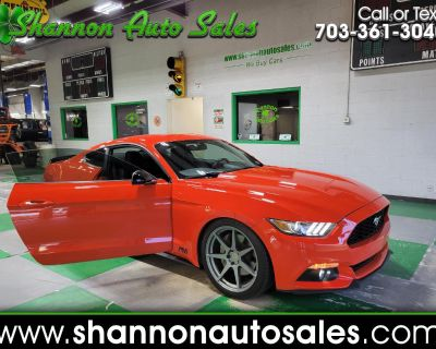 Used 2016 Ford Mustang 2dr Fastback EcoBoost