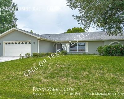 Lovely home in the New York section of town! Updated 3/2 with a 2-car garage and large Florida room.