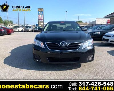 Used 2011 Toyota Camry Base 6-Spd AT