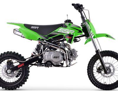 2021 SSR Motorsports SR125 Semi Motorcycle Off Road White Plains, NY