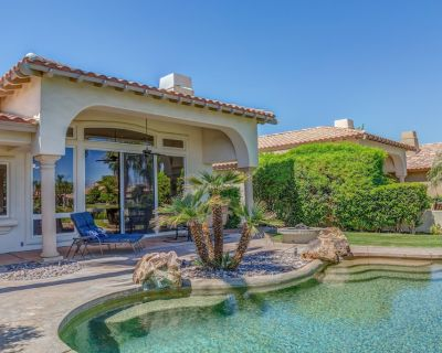 On the Golf Course w/Pool/Spa/FirePit/BBQ and plenty of outdoor furniture. - La Quinta