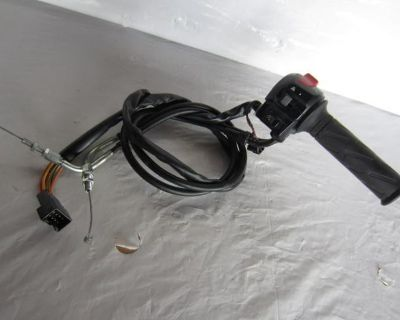 06 Suzuki Gsxf 600 Katana Throttle Start Switch