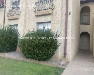807 Country Club Dr Se #1E, Rio Rancho, NM 87124 2 Bedroom Condo