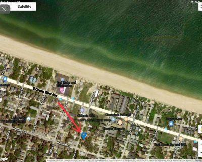 NEW! Beautiful Renovated Duplex ,Walk 3 Minutes/One Short Block To Oceans,Sleep8 - East Ocean View