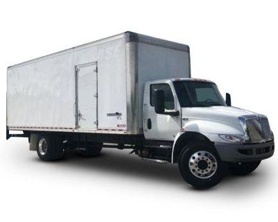 2019 INTERNATIONAL MV607 Box Trucks, Cargo Vans Truck