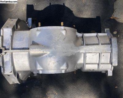 1958 transmission case