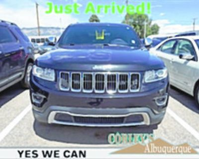 JEEP 2014 GRAND CHEROKEE Limited, Automatic, Rear Wheel Drive, 8 speed, 68k miles,...