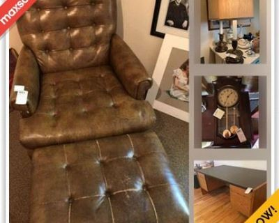 Littleton Downsizing Online Auction - Frontier Street