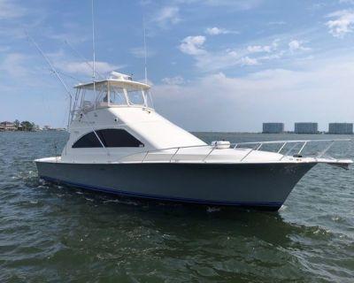 "2002 43'10"" Ocean Yachts Super Sport"