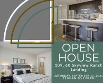 20 Skyview Ranch Landng Ne, Calgary, AB T3N 0V8 2 Bedroom Apartment