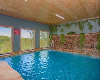 Ridge Top Retreat: Indoor Pool, New Build (2020), Premier+, Perfect Location, near all Attractions! - Sevierville