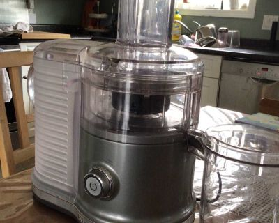 Kitchen Aid juicer