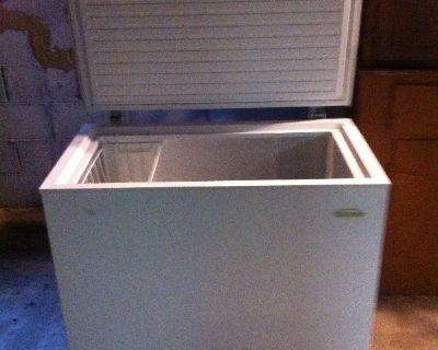 Chest Deep Freezer 7.2 cb ft