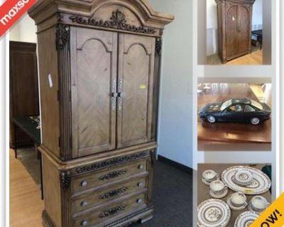 Phoenix Downsizing Online Auction - N Tatum Blvd