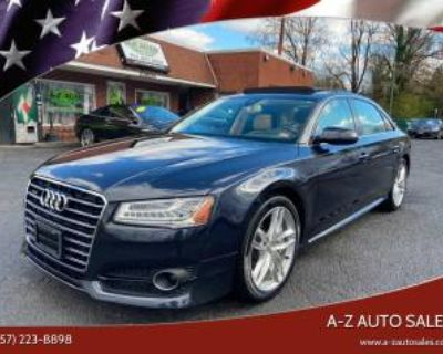 2016 Audi A8 L with Sport Seats 4.0T