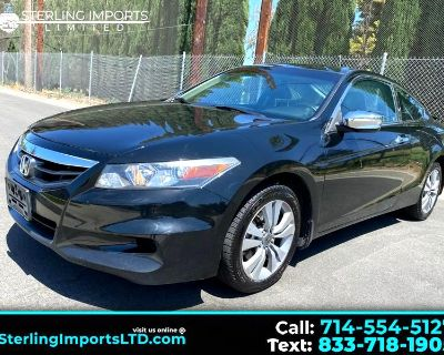 Used 2011 Honda Accord EX-L Coupe AT