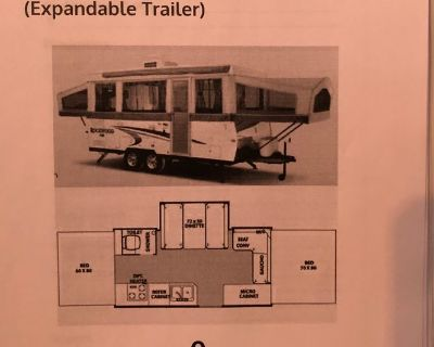 2011 Forest River Rockwood High Wall HW276