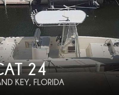 1997 Sea Cat 24
