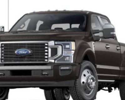 2020 Ford Super Duty F-450 Platinum